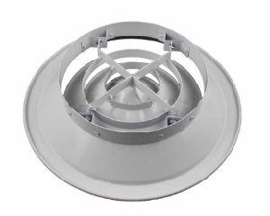 Alta qualidade decorativa HVAC tecto redondo de alumínio do difusor de ar