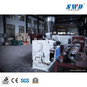 La línea de extrusión de polímeros de alta capacidad de tubería de PVC 16-32mm