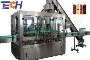 Imbottigliatrice di vetro automatica piena con la protezione di Ropp