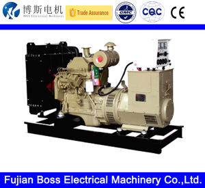 generatore insonorizzato di 60Hz 80kw 100kVA con Cummins Engine