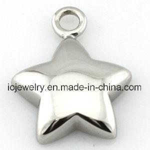De met de hand gemaakte Tegenhangers van het Hart van het Roestvrij staal van Juwelen Modieuze 316L