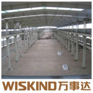 Sección H Multi-Span prefabricados de estructura de acero con la norma ISO9001 para Australia