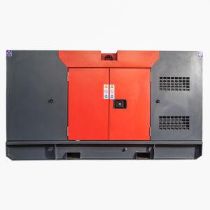 Leiser Typ des Shanghai-Motor-12V135bzld2 450kw Dieselgenerator-Set 65dB (a) lärmarm
