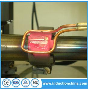 Tube en cuivre de l'induction de soudage Machine à souder avec chauffage par induction