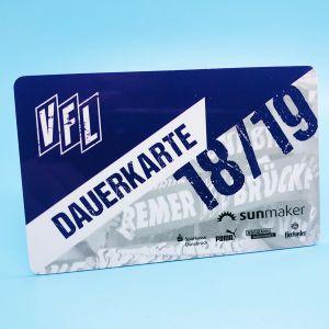 HUAYUAN RFID MIFARE 고전적인 1K NFC 멤버쉽 명함