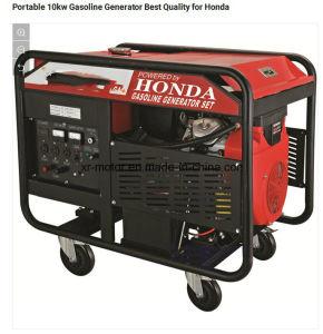 Портативный 10квт бензиновый генератор лучшее качество для компактной системы навигации Honda
