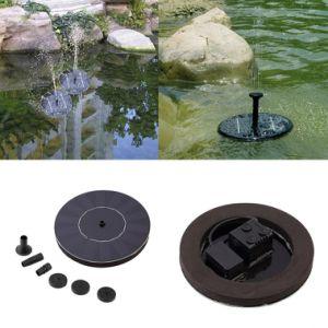 Bewässerung des breit wässerninstallationssatz-Garten-Brunnens, der Solarwasser-Pumpe schwimmt