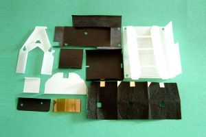 Лучшее качество пользовательских короткого замыкания материалов окрашенной майлар