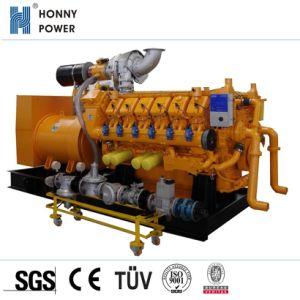 Generatore del biogas di potere 1000kw di Honny