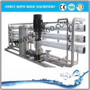 6t de osmose inversa de tratamento de água do sistema RO linha de filtragem
