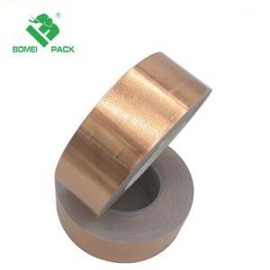 、ペーパー回路保護する、ギター及びEMIスラグ防水加工剤のための両面の伝導性の接着剤が付いている銅ホイルテープ