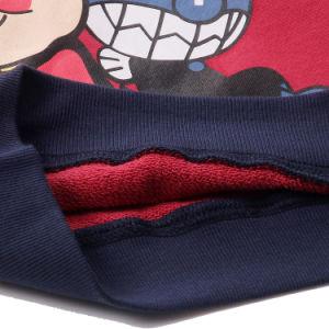 Dibujos Animados Cute Ultraman de algodón personalizadas sudaderas con capucha de invierno/Sudaderas de ropa para niños