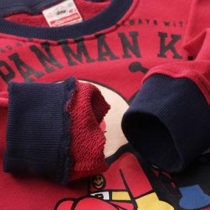 Coton personnalisés Cartoon Ultraman Cute hiver Hoodies/Sweatshirts de vêtements pour enfants
