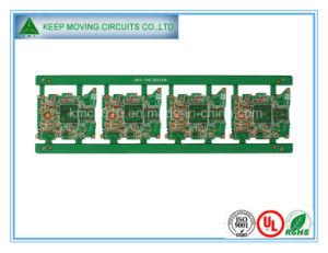 Furo Cego enterradas 10 PCB de comunicação da camada de desejar o OSP