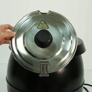 Het Verwarmingstoestel van de Soep van het buffet, de Boiler van de Soep, het Commerciële Elektrische Verwarmingstoestel van de Ketel van de Soep