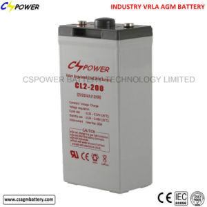 警報システムのための2V 200ahの手入れ不要電池