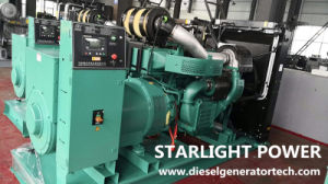 엔진 디젤 엔진 68kw 발전기 85kVA Volvo 전기 디젤 엔진 발전기