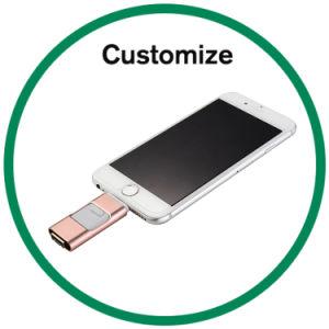 Unidade Flash USB OTG Memory Stick Storage para iPhone