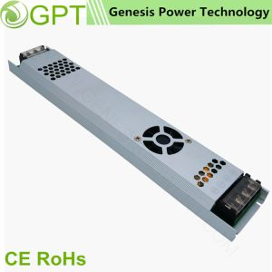 driver ultra sottile SMPS di corrente continua Del classico LED di 300W 12V 24V per Lightbox, adattatore a una uscita SMPS del convertitore di CC di CA del trasformatore