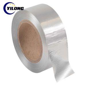 耐熱性耐火性の自己接着アルミホイルテープ