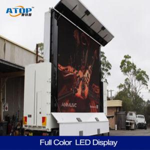 La vente en gros pleine couleur étanche à l'extérieur de la vidéo pour la publicité de l'écran à affichage LED