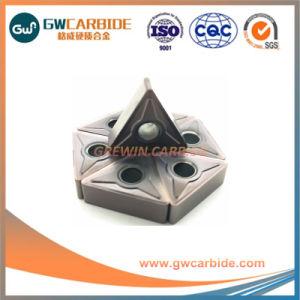 Inserts de carbure de tungstène en tournant les cales d'outils ISO