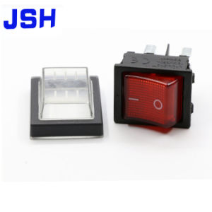 Micro interruttore di attuatore elettronico impermeabile del quadrato del tasto dai fornitori di Jsh
