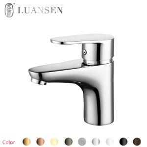 Luansenの単一のハンドルの洗面器の蛇口