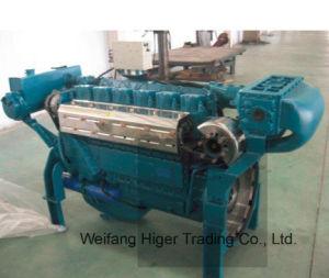 Wp10 10Lの変位のWeichaiのディーゼル機関