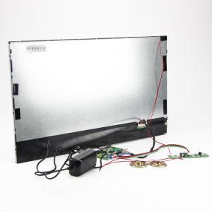 На заводе настроенные 15,4-дюймовый ЖК-Видеорекламы плеер с высокой яркостью ЖК монитор
