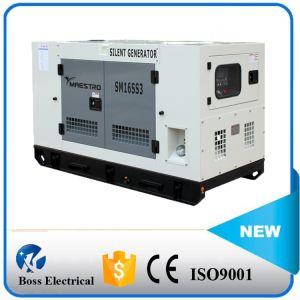 Weifang 두목 힘 고품질 디젤 엔진 18kw 발전기