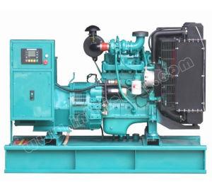 68kw open Diesel van het Type Generator met Weifang Tianhe voor Huis & Commercieel Gebruik