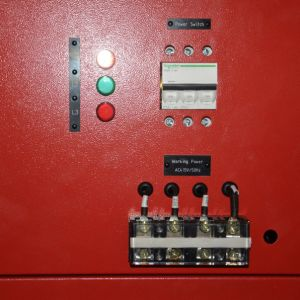 AC415-650kw automatische widerstrebende Eingabe-Bank