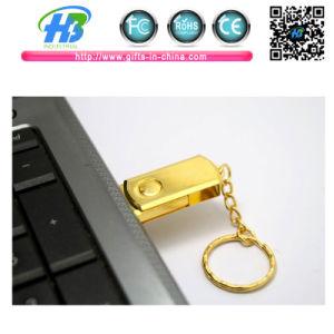 Mini普及したMetal Rotating USB Flash Drive (小型058)