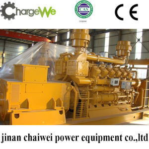 Generador de Gas Natural de Cw-500 bajo precio fabricado en China