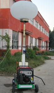 Proyecto móvil de la torre de iluminación (FZM-400B)