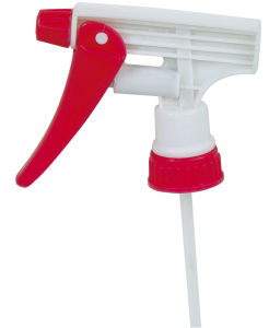300ml Mini Trigger mano hogar Pulverizador de presión de la botella (SX-207-1)