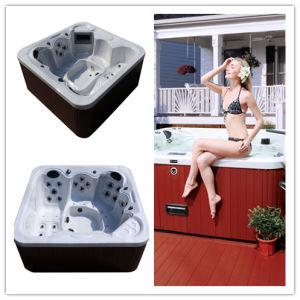 2014 (L510) Jacuzzier promotionnel Outdoor bains à remous spa Prix Jacuzzier