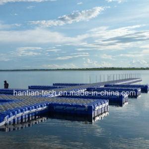 余暇のボートおよび養魚場のための水生浮遊ポンツーンのドック