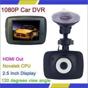 1080P Car DVR mit G-Sensor, Car Fault Detection (NV308)