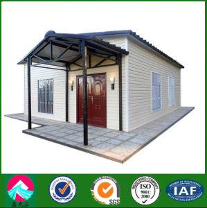Estructura de acero para la construcción de casas prefabricadas