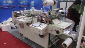 Pleine Automatc rouleau à l'Mourir libre continue de ruban adhésif Machine de découpe (ce certificat)