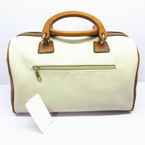 Venda por grosso de mercado de Guangzhou Lady PU - Sacola grande parte superior em couro de qualidade as mulheres de designer de bolsas de moda (30458)
