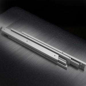 Aleación de aluminio de 20mm en el cajón de extensión de la diapositiva
