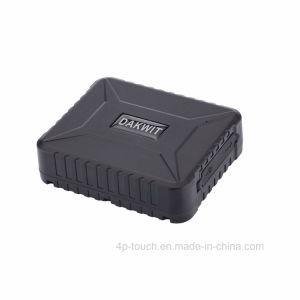 El GPS/GPRS/GSM Tracker para el vehículo con el movimiento de la alarma (T800b)