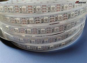 Striscia di Digitahi RGB LED del pixel di Ws2811 DC5V Chip-Costruire-in SMD5050