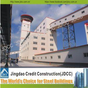 La norma ISO amplia estructura de acero de la luz de arco para la construcción y la casa prefabricada
