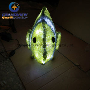NemoデザインLED魚ライトを見つける3D軽い装飾Nemo