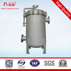 0.6mpa 316ss 10stere Per Hour Chemical Industry Filter Bag