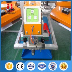자동적인 의복 기계를 인쇄하는 회전하는 실크 스크린